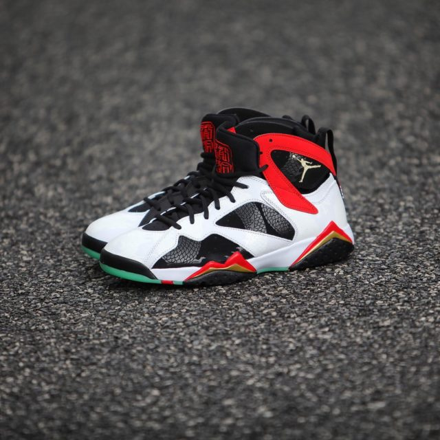 8月8日 発売予定 AIR JORDAN 7 RETRO CHINA (CW2805-160)