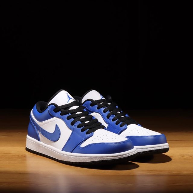 9月1日 発売予定 AIR JORDAN 1 LOW GAME ROYAL (553558-124)