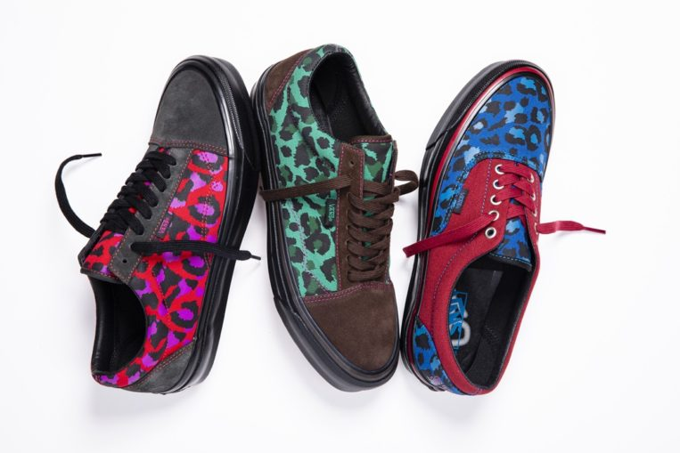 8月14日 発売予定 VAULT BY VANS x STRAY RATS COLLABORATION