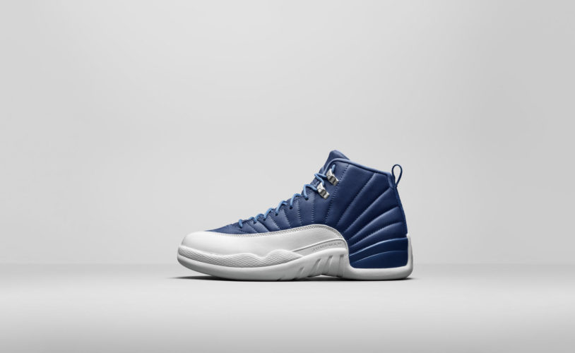 8月22日 発売予定 AIR JORDAN 12 RETRO INDIGO (130690-404)