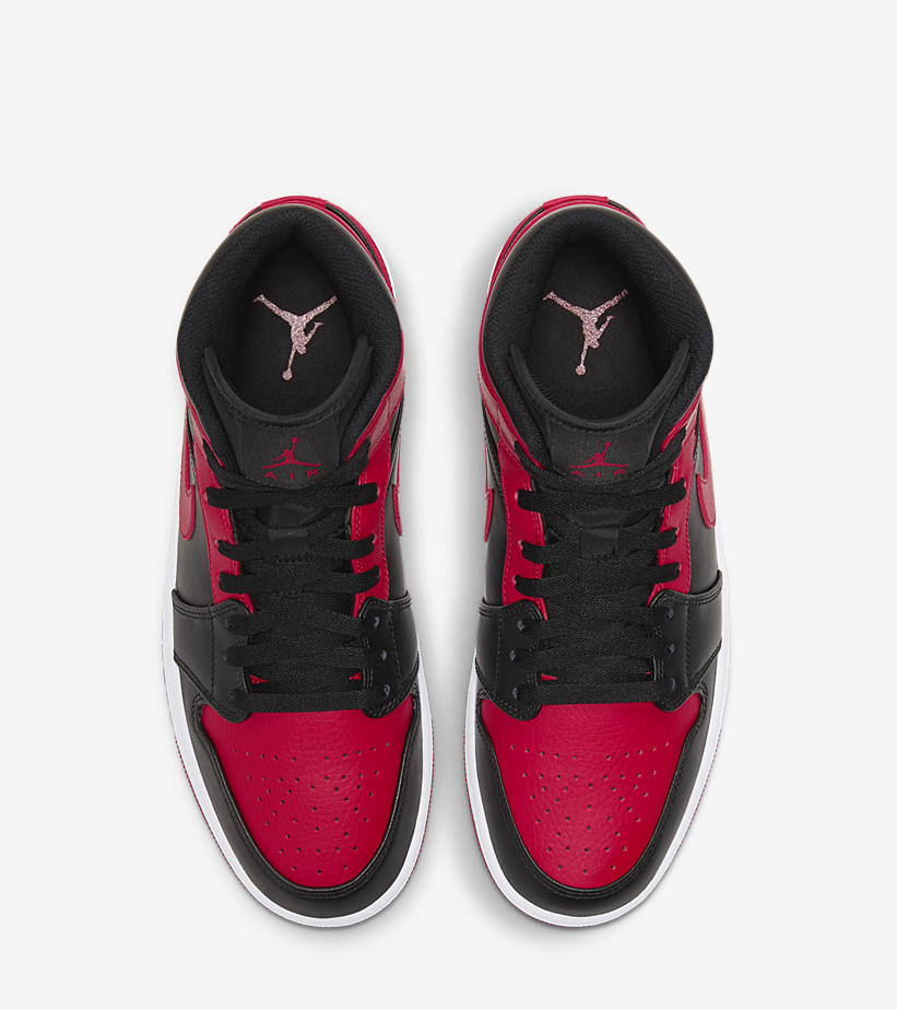AIR JORDAN 1 MID BRED (554724-074)