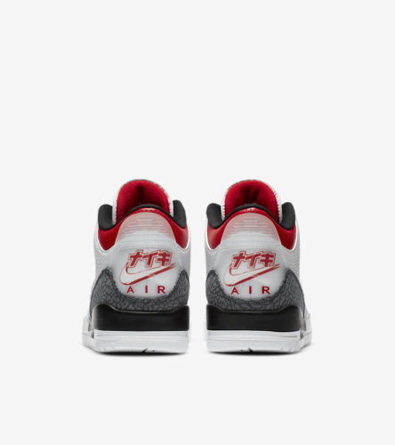 8月8日 発売予定 AIR JORDAN 3 RETRO SE-T (CZ6433-100)