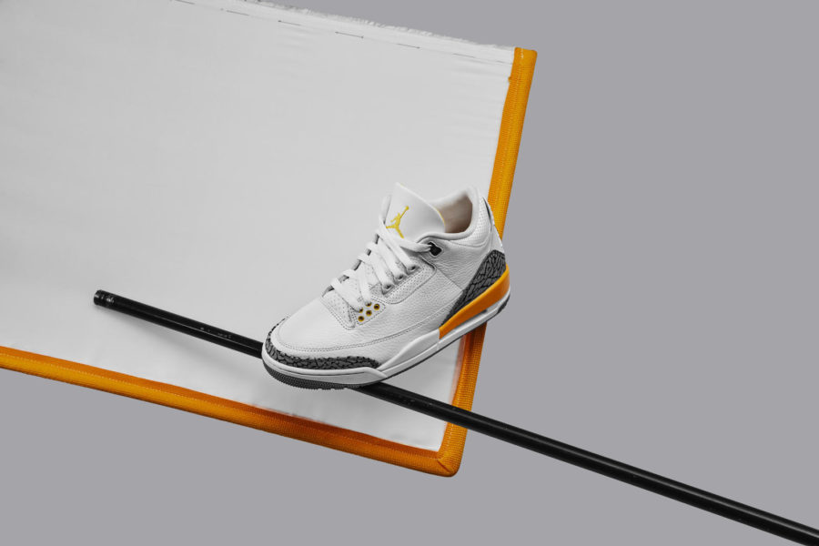 8月22日 発売予定 WMNS AIR JORDAN 3 RETRO LASER ORANGE (CK9246-108)