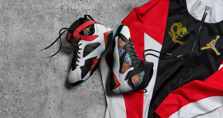9月12日 発売予定 AIR JORDAN 7 RETRO CHILE RED (CW2805-160)