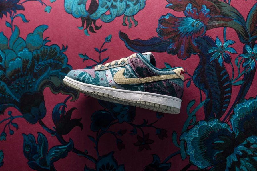 9月10日 発売予定 NIKE DUNK LOW COMMUNITY GARDEN (CZ9747-900)