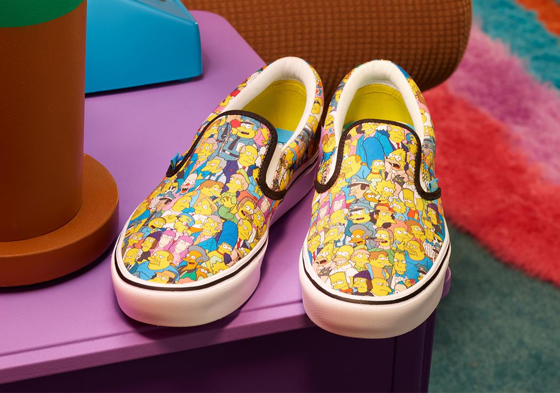 VANS × The Simpsons