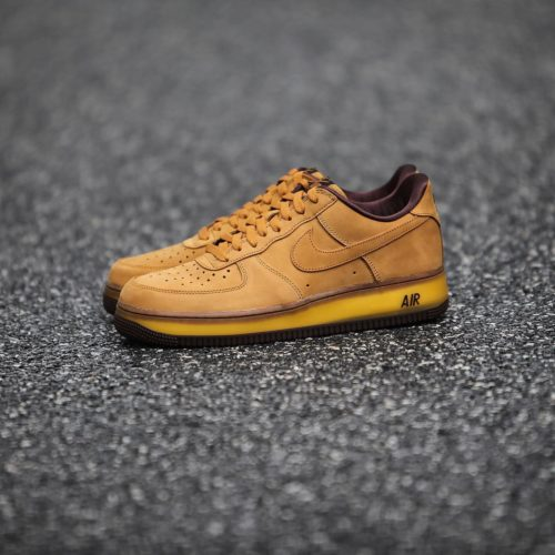 10月8日 発売予定 NIKE AIR FORCE 1 LOW WHEAT MOCHA (DC7504-700)
