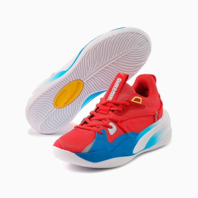 9月4日 発売予定 PUMA x SUPER MARIO RS-DREAMER スーパー マリオ 64 バスケットボール シューズ