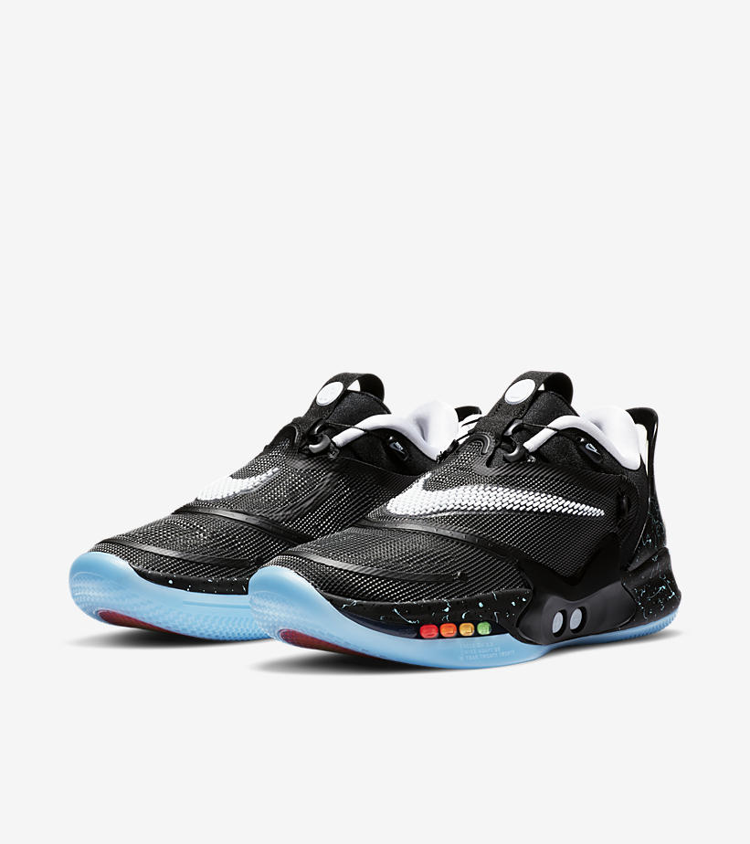 9月3日 発売予定 NIKE ADAPT BB 2.0 BLACK MAG (BQ5397-002)