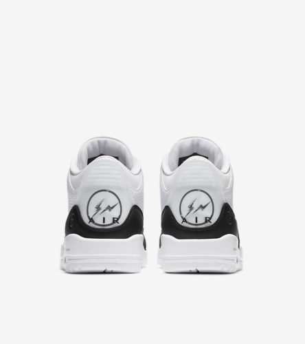 9月17日 発売予定 AIR JORDAN 3 RETRO X FRAGMENT (DA3595-100)