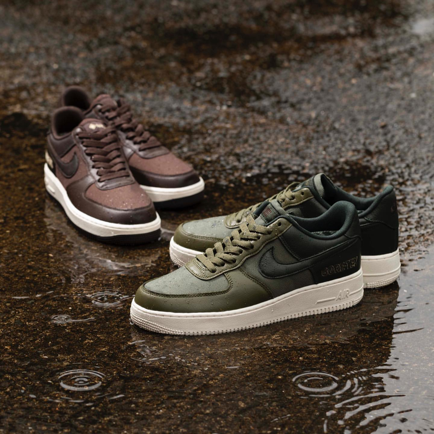 NIKE AIR FORCE 1 X GORE-TEX