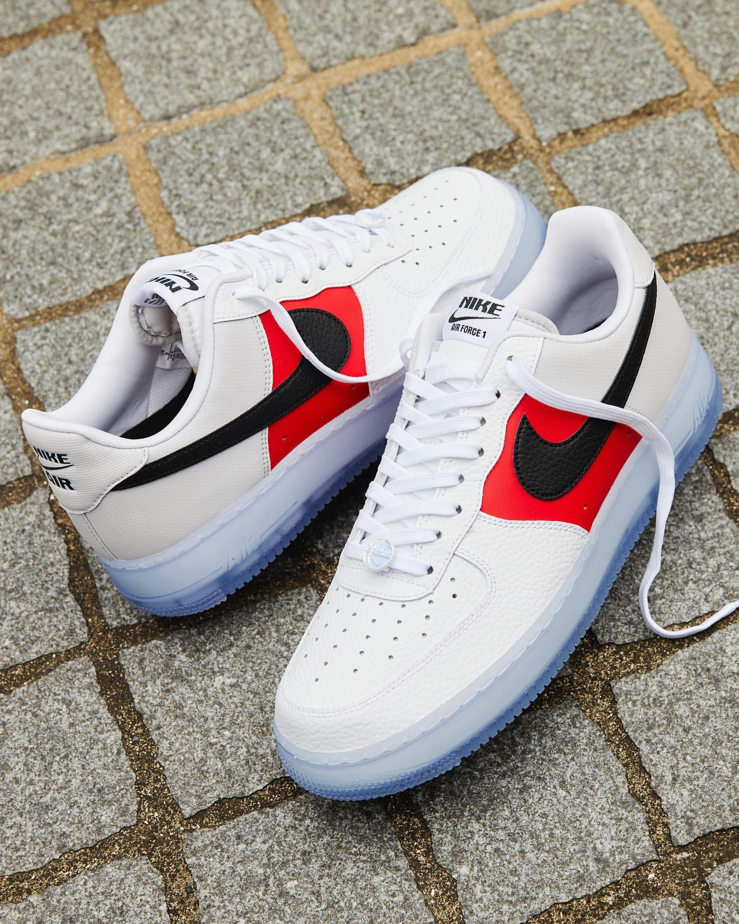 NIKE AIR FORCE 1 '07 LV8 EMB (CT2295-110)