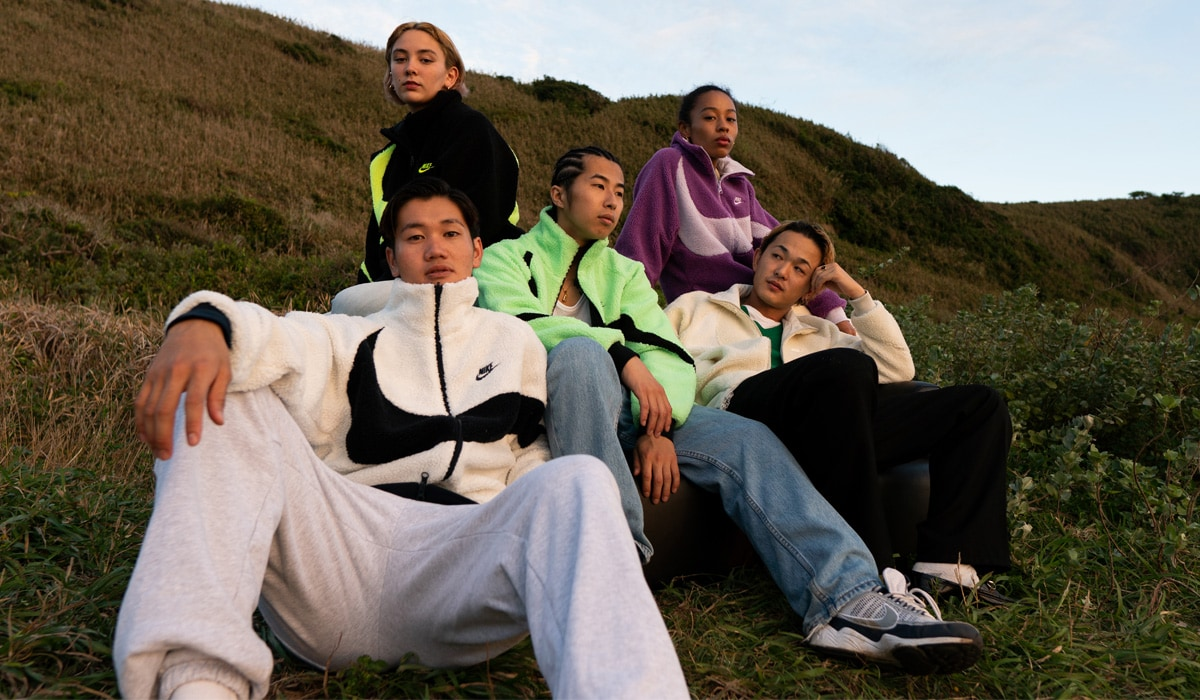10月23日 発売予定 NIKE BIG SWOOSH BOA JACKET (BQ6546)