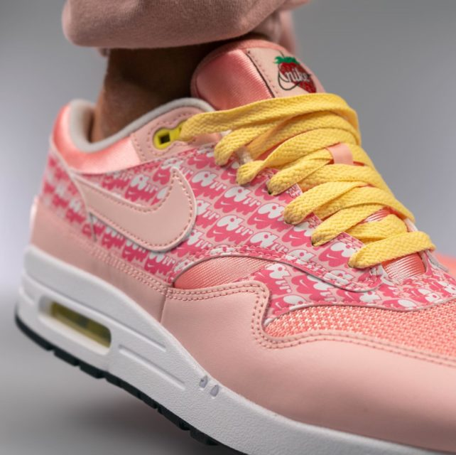11月12日 発売予定 NIKE AIR MAX 1 STRAWBERRY LEMONADE (CJ0609-600)
