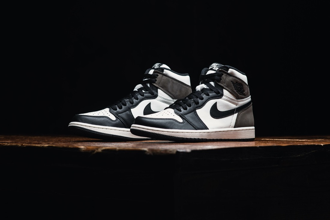 AIR JORDAN 1 RETRO HIGH OG DARK MOCHA (555088-105)