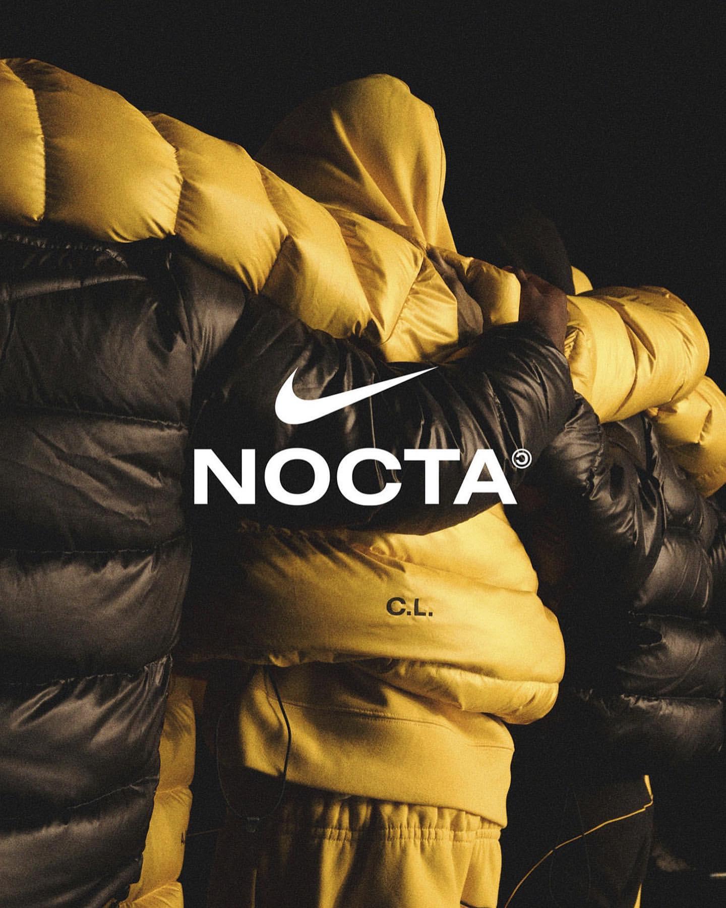 ドレイクとナイキのコラボコレクション「ノクタ」が12月19日にリリース!
