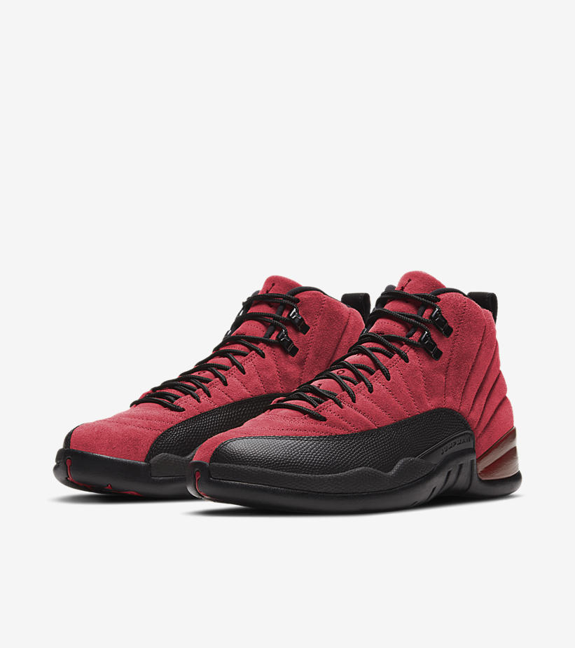AIR JORDAN 12 RETRO VARSTIY RED CT8013-602