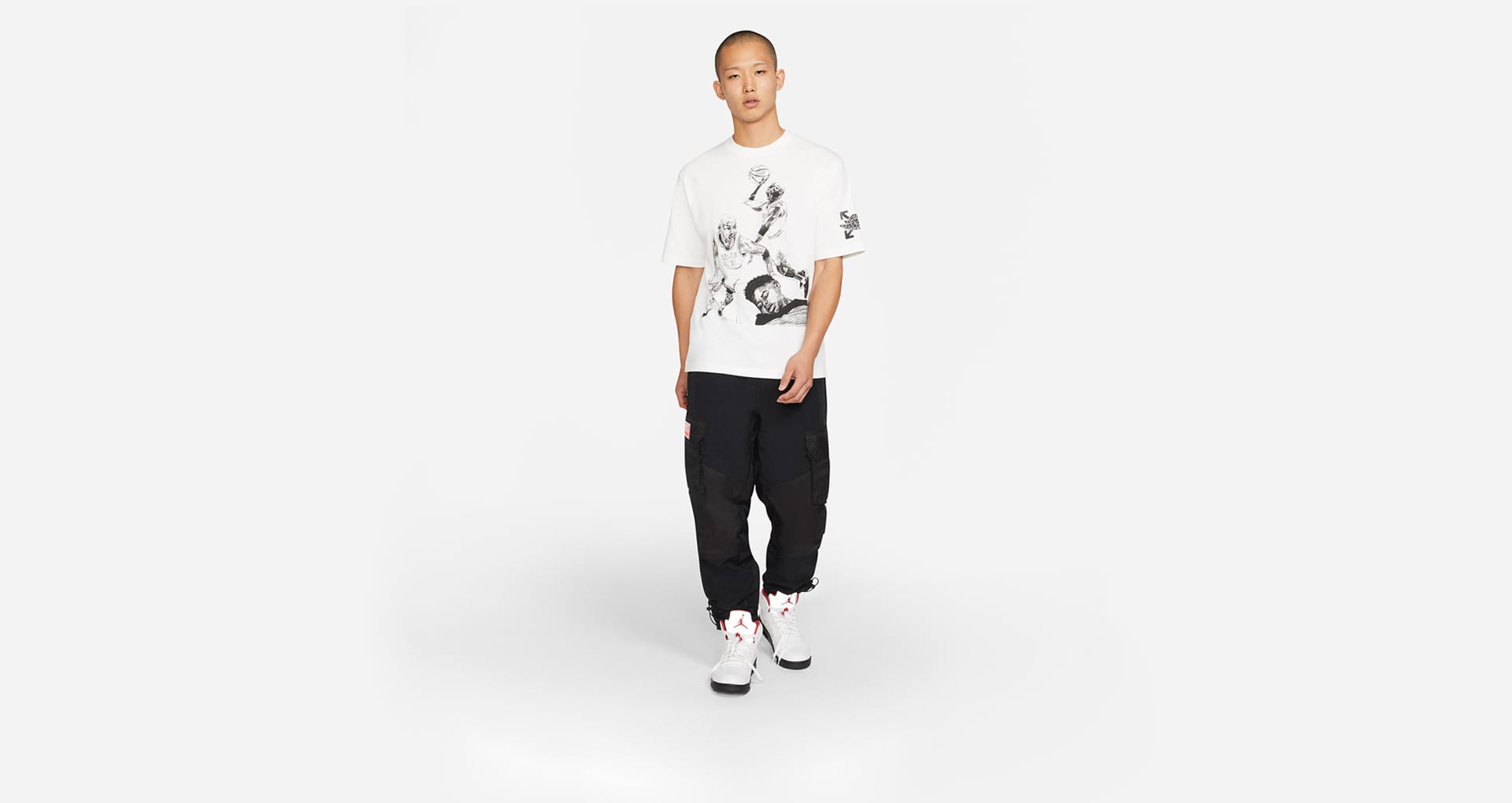 ジョーダン x Off-White™ Apparel Collectionが12月16日より発売開始!