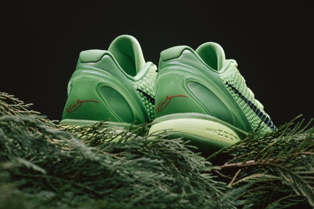 NIKE KOBE 6 PROTRO GREEN APPLE CW2190-300