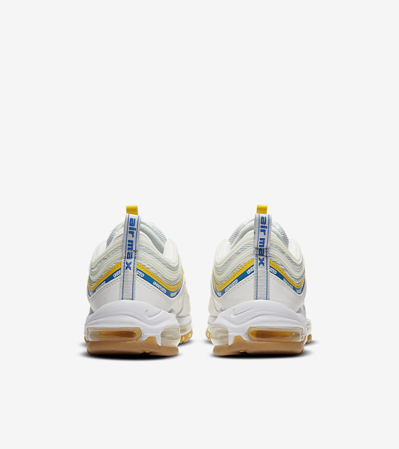 NIKE AIR MAX 97 X UNDEFEATED DC4830-100