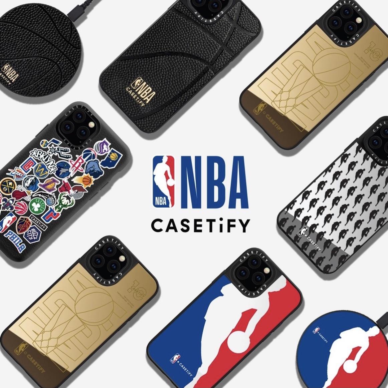 NBAファン必見!NBA x CASETiFYのiPhoneケースやワイヤレスチャージャーが発売!