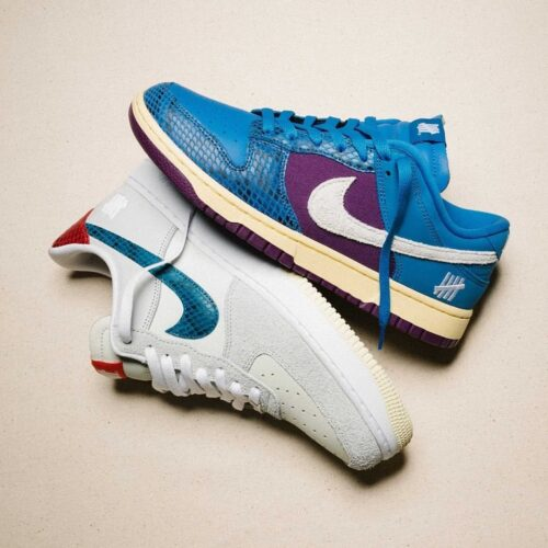 【Nike SNKRS】NIKE DUNK LOW SP - AIR FORCE 1 LOW SP / UNDEFEATED