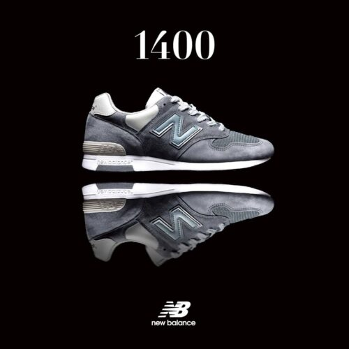 10月2日 発売予定 ニューバランス M1400 スティールブルー